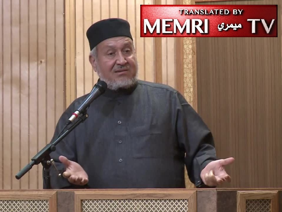Minnesota Friday Sermon by Imam Farok Alsamarai: